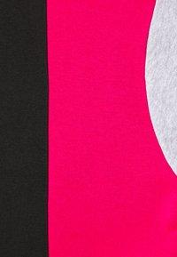 boohoo MAN - SIGNATURE COLOUR BLOCK HOODED TRACKSUIT SET - Tuta - pink - 6