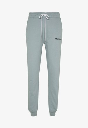 OFFICIAL JOGGER - Tracksuit bottoms - blue