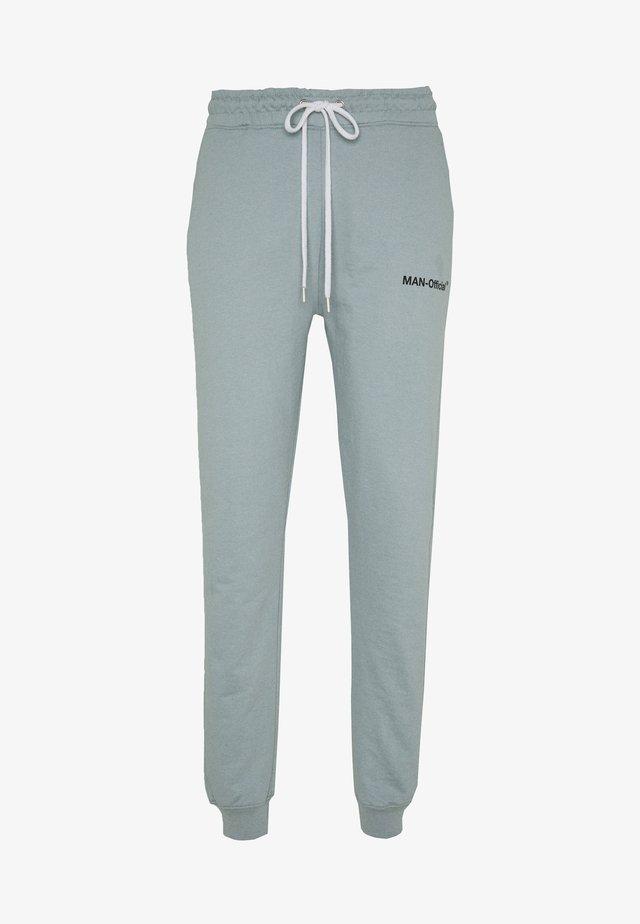 OFFICIAL JOGGER - Pantaloni sportivi - blue