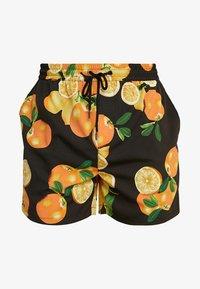 boohoo MAN - Shorts - black - 3