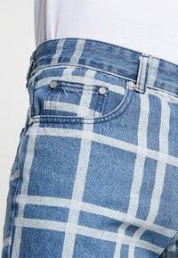 boohoo MAN - Jeansshort - vintage wash - 3