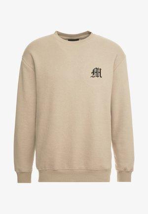 AESTHETICS LOOSE FIT HEAVYWEIGHT  - Sweatshirt - taupe