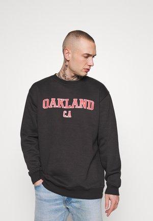 OAKLAND - Bluza - black