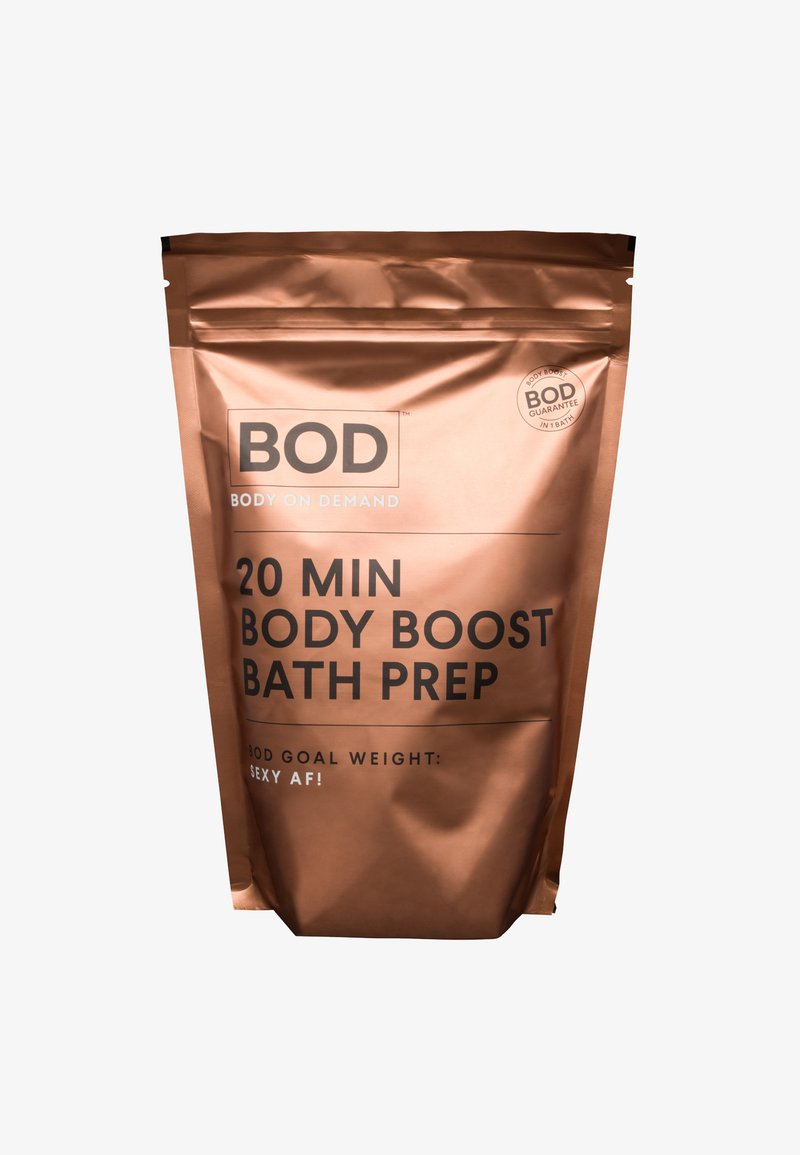 BOD - BODY BOOST BATH SALTS 1KG - Skumsæbe og badesalt - -