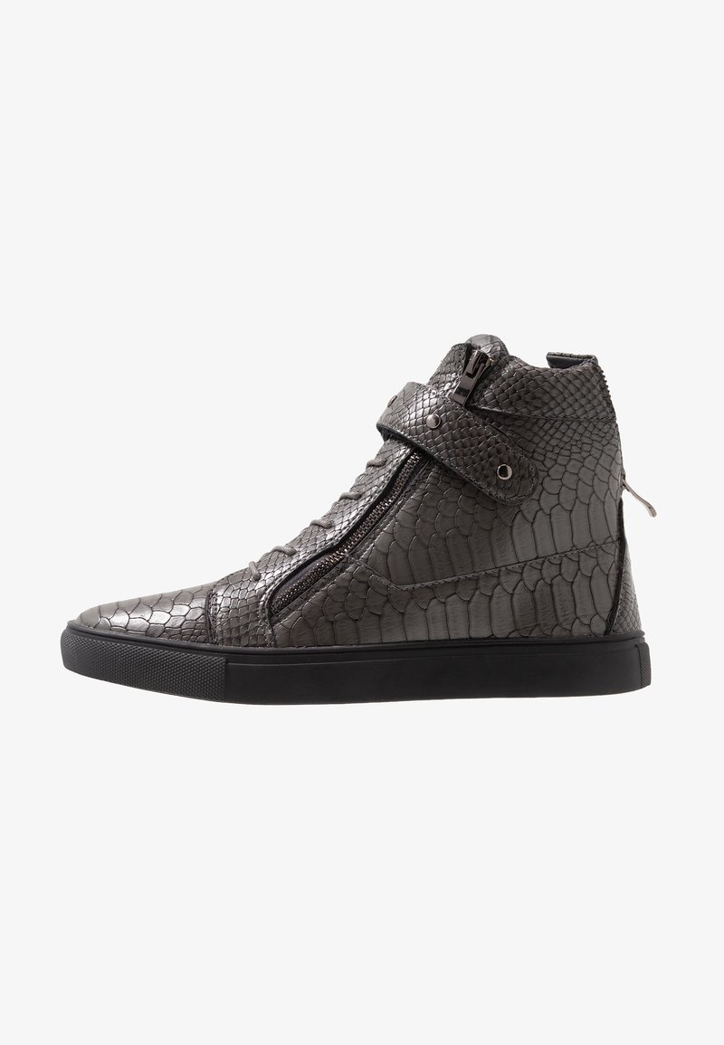 Born Rich - OBSOLETUS - High-top trainers - grey