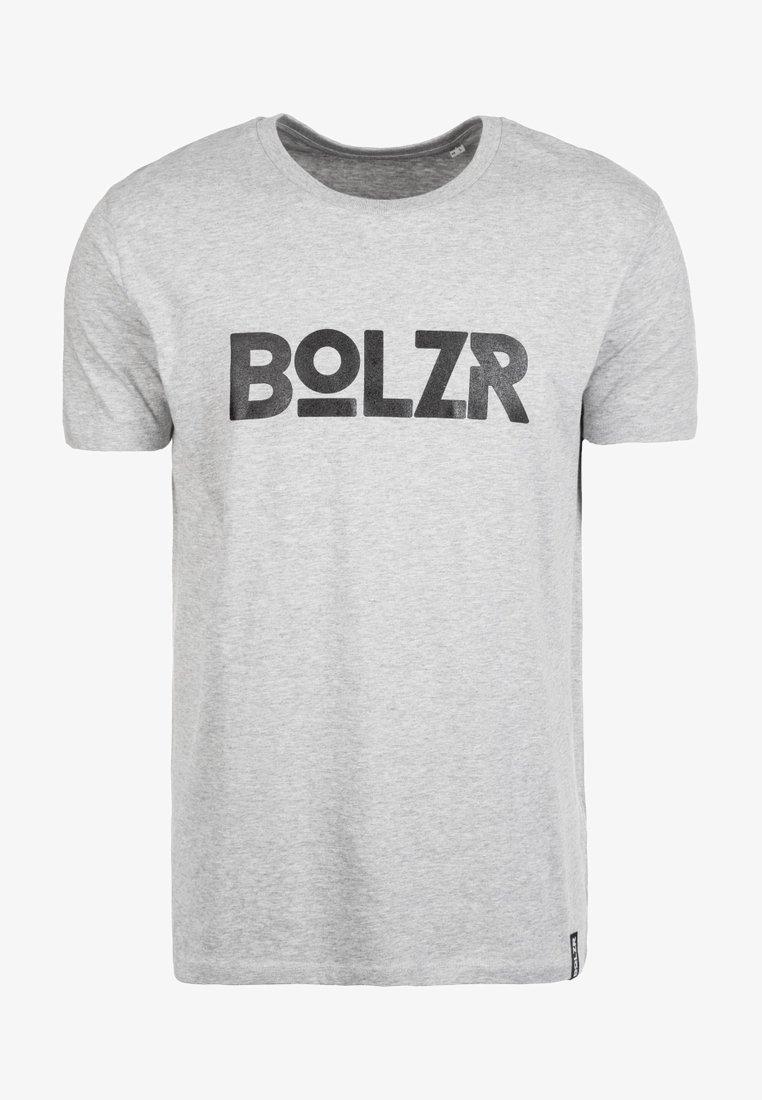 Bolzr - T-Shirt print - grey