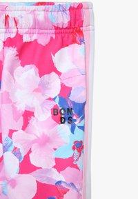 Bonds - LOGO TRACKIE - Pantalon de survêtement - hibiscus - 3