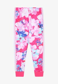 Bonds - LOGO TRACKIE - Tracksuit bottoms - hibiscus - 2