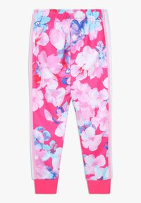 Bonds - LOGO TRACKIE - Tracksuit bottoms - hibiscus - 1