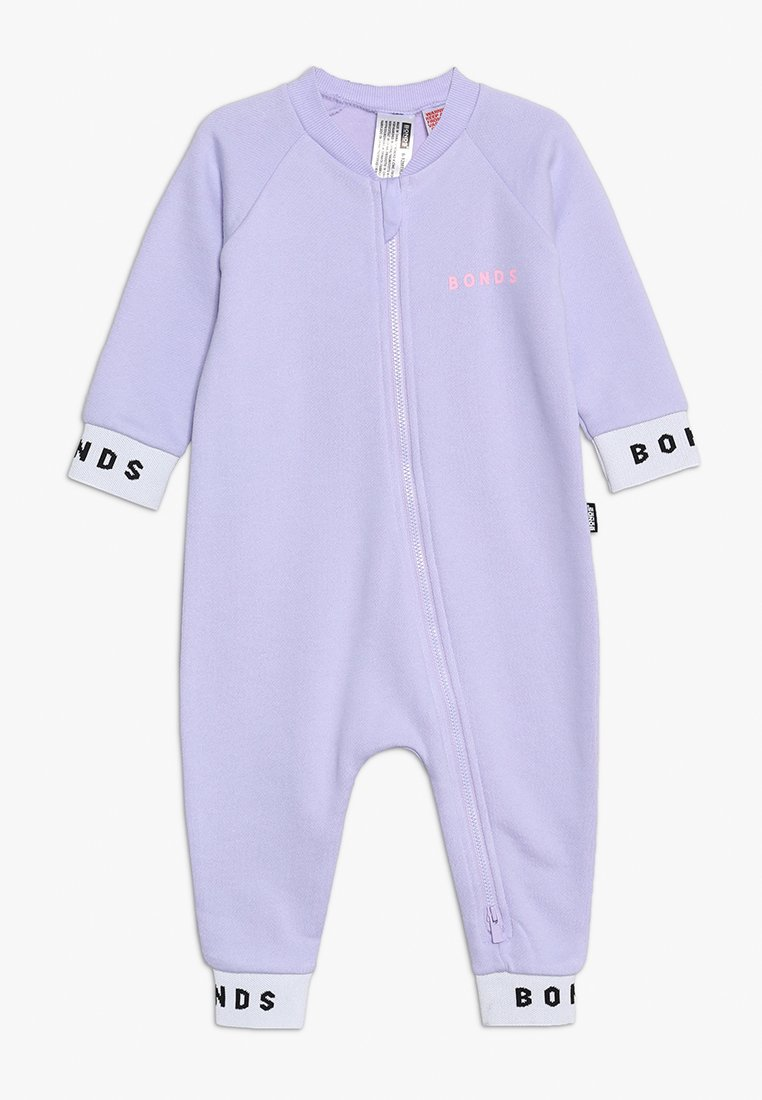 Bonds - LOGO ZIPPY - Jumpsuit - pretty lavender