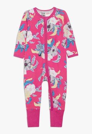 ZIP WONDERSUIT BABY - Combinaison - pink/light pink