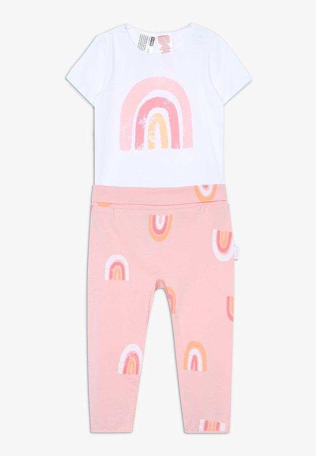 SUIT BABY SET - Body - light pink