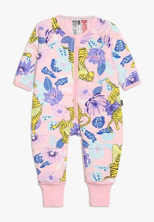 PADDED ZIPPY BABY - Overall / Jumpsuit /Buksedragter - pink