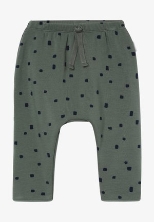 NEWBIES TRACKIE BABY - Trousers - green