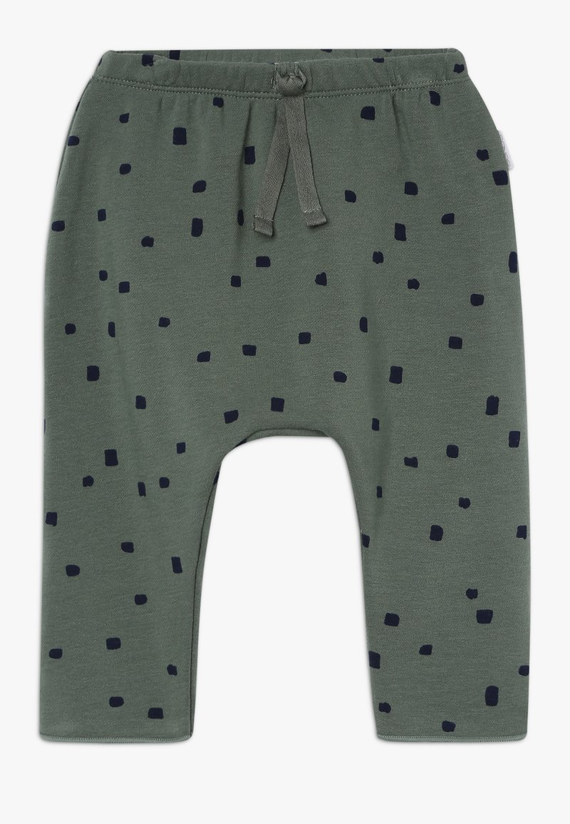 Bonds - NEWBIES TRACKIE BABY - Pantalon classique - green