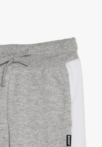 Bonds - COOL TRACKIE - Tracksuit bottoms - new grey marle/white - 4