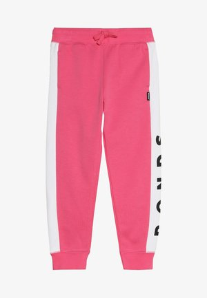 COOL TRACKIE - Pantalones deportivos - delta nu / white