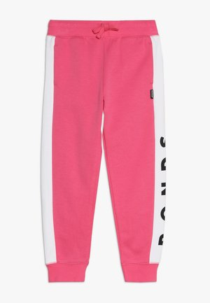 COOL TRACKIE - Träningsbyxor - delta nu / white
