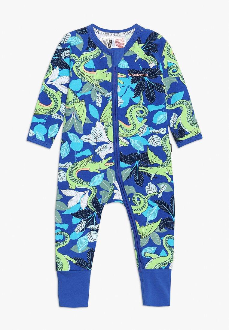 Bonds - ZIP WONDERSUIT BABY - Jumpsuit - blue