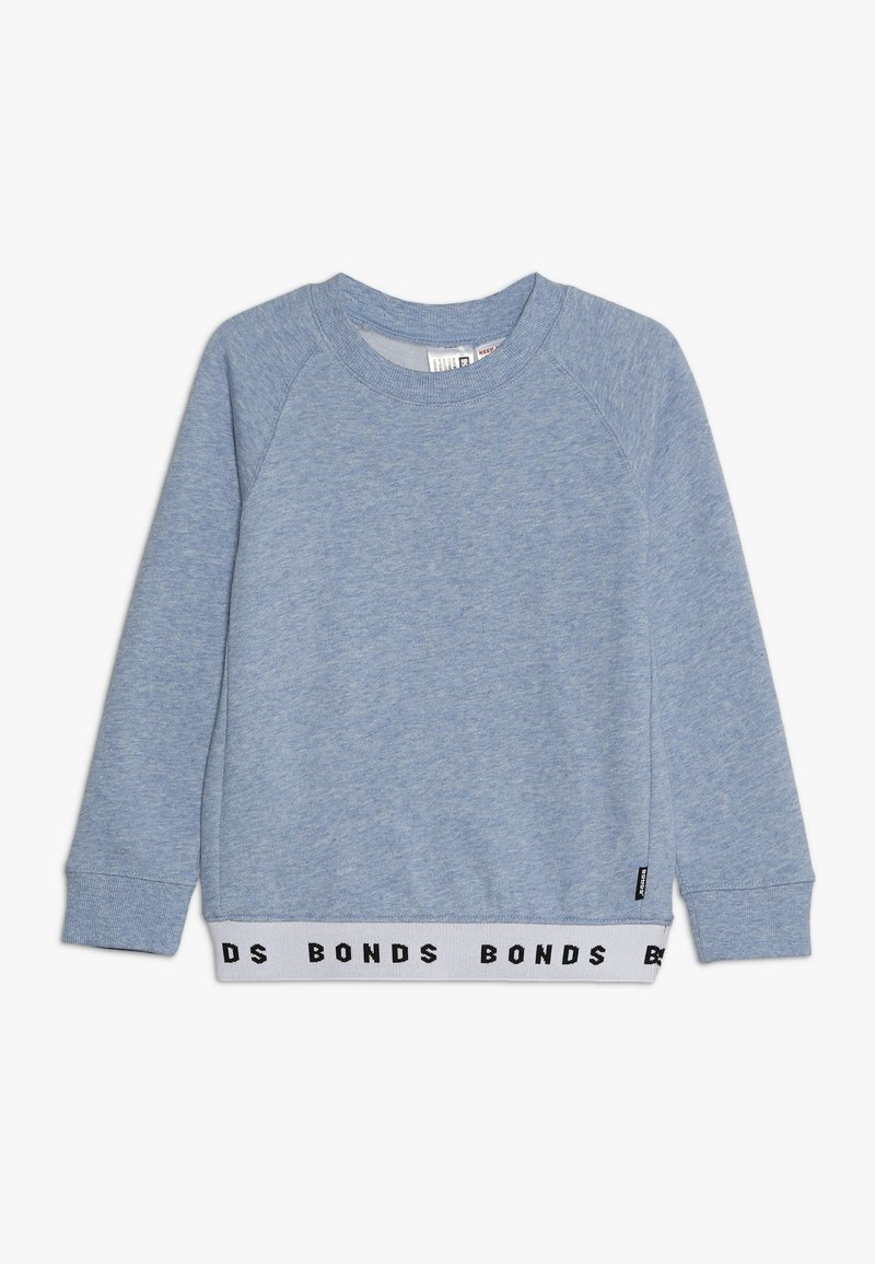 Bonds - LOGO - Sweater - cloud burst marle