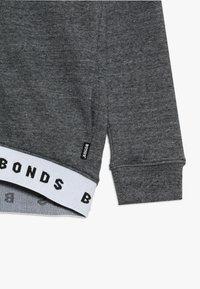 Bonds - LOGO HOODIE - Sweat à capuche - lunar marle - 4