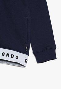 Bonds - LOGO HOODIE - Hoodie - black sea - 4