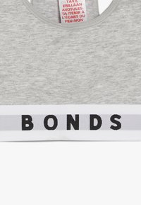 Bonds - WIDEBAND BIKINI CROSS BACK - Sada spodního prádla - new grey marle - 3