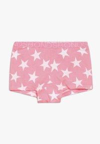 Bonds - SHORTIE XMAS 3 PACK - Boxerky - light pink/turquoise - 2