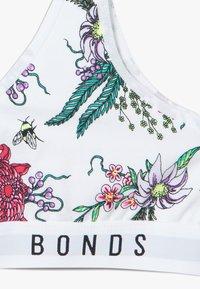 Bonds - 2 PACK - Top - purple - 4