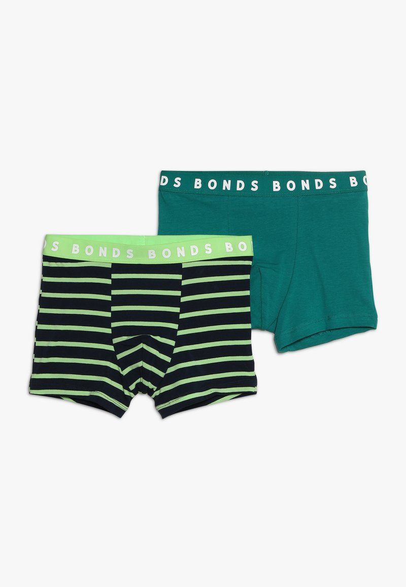 Bonds - HIPSTER 2 PACK - Shorty - kryptonite/north west