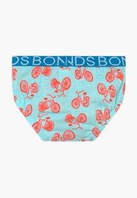 Bonds - BRIEF 4 PACK  - Kalhotky - green/blue - 1