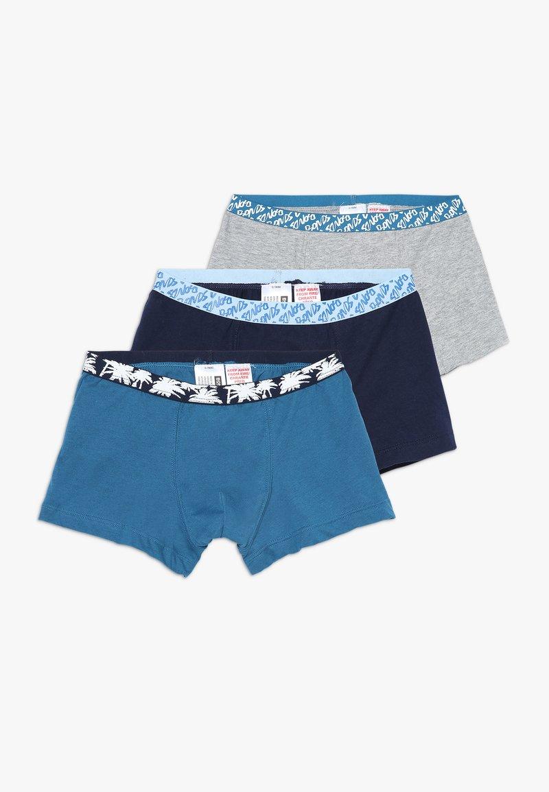Bonds - FUN TRUNK 3 PACK  - Panties - blue