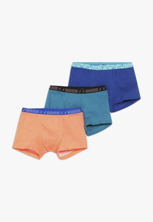FUN TRUNK 3 PACK  - Panties - turquoise/dark blue/light pink