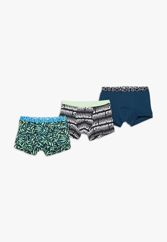 TRUNK 3 PACK - Panties - multicoloured
