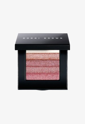SHIMMER BRICK - Hightlighter - db98a3 rose