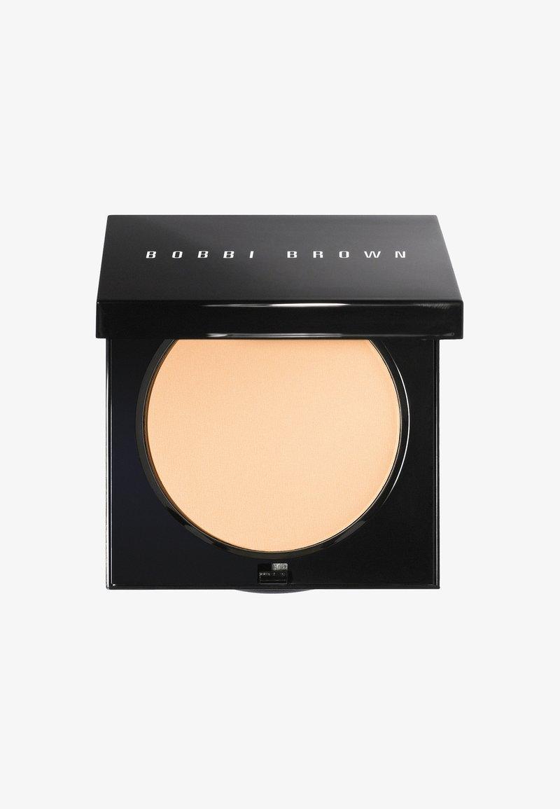 Bobbi Brown - SHEER FINISH PRESSED POWDER - Poudre - fed9b9 sunny beige