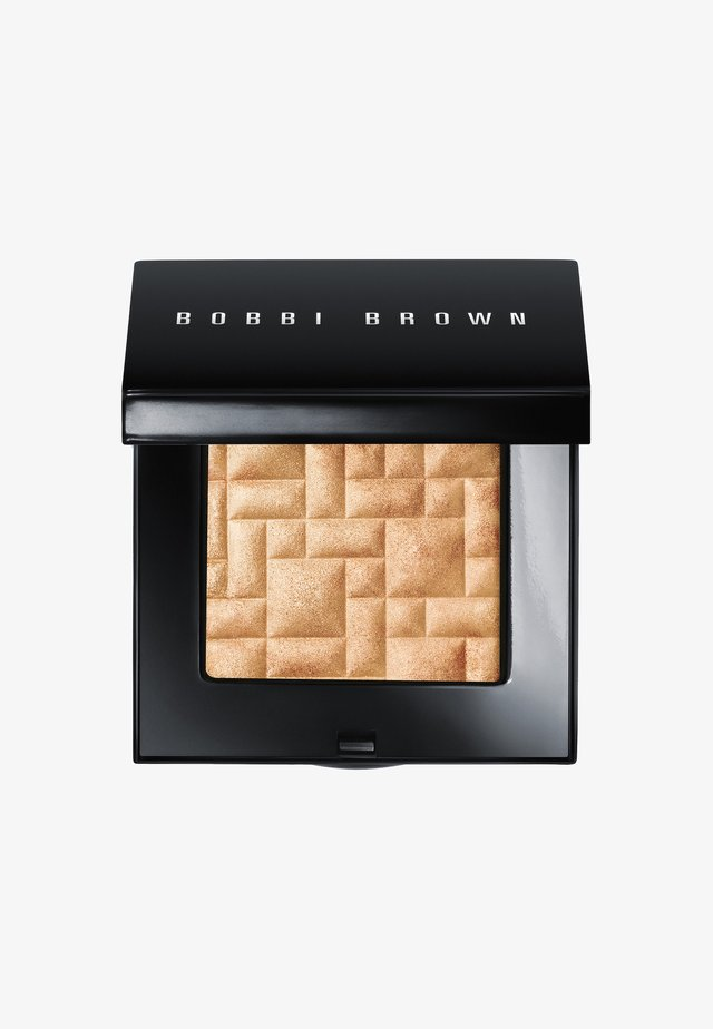 HIGHLIGHTING POWDER - Highlighter - d8a06d moon glow