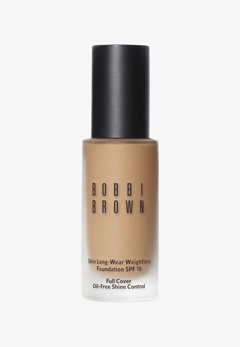 Bobbi Brown - SKIN LONG WEAR WEIGHTLESS FOUNDATION SPF15 30ML - Foundation - ECC3A1 warm sand
