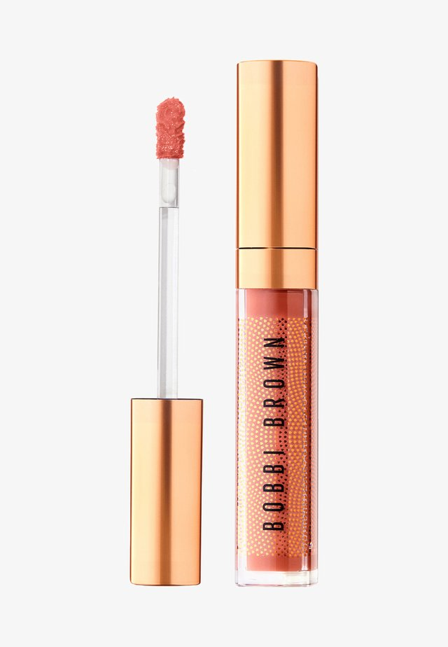 SUMMER GLOW COLLECTION- CRUSHED OIL-INFUSED GLOSS - Lip gloss - sunkissed