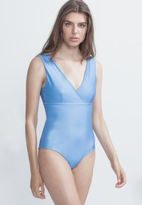 boochen - NEWGALE - Swimsuit - light blue - 1