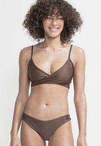 boochen - ARPOADOR - Bikini bottoms - dark blue - 3
