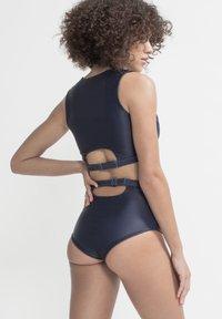 boochen - ENOSHIMA - Bikini bottoms - dark blue - 2