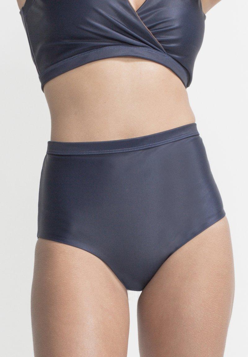 boochen - ENOSHIMA - Bikini bottoms - dark blue