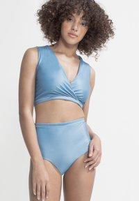 boochen - ENOSHIMA - Bikini bottoms - light blue - 1