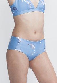 boochen - AMAMI - Bikini bottoms - light blue - 0