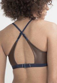 boochen - AMAMI - Bikini top - dark blue - 4