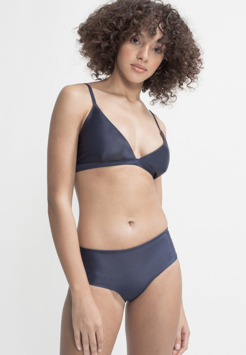 boochen - AMAMI - Bikini top - dark blue