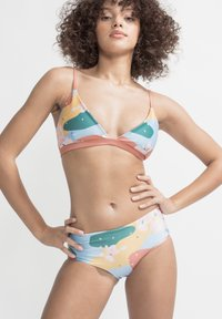 boochen - AMAMI - Bikini top - multi-coloured - 0