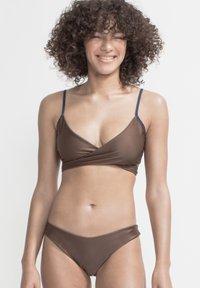 boochen - ARPOADOR - Bikini top - dark blue - 3