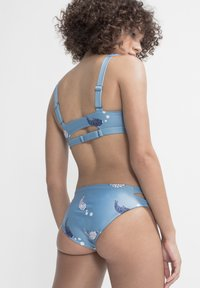 boochen - CAPARICA - Bikini top - light blue - 2